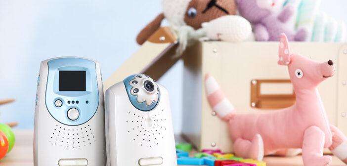 Babyphone mit Sternenhimmel