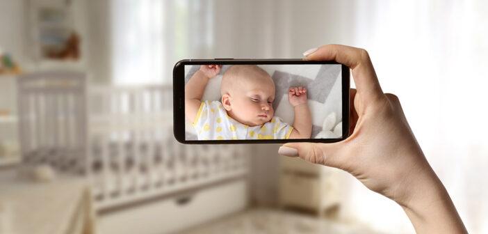 Babyphone mit Smartwatch